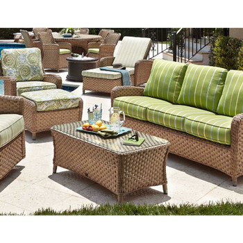 El Dorado Outdoor 6 piece Seating Set