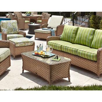 El Dorado Outdoor 6pc Seating Set