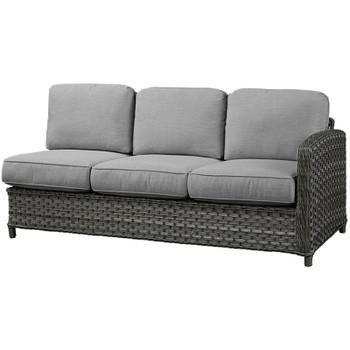 Lorca Outdoor 1-Arm Sofa Right