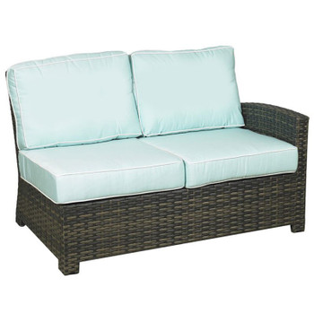 Lakeside Outdoor Right Arm Loveseat
