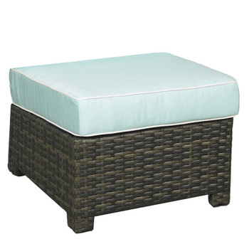 Lakeside Outdoor Square Ottoman