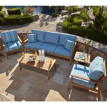 Seaside Outdoor 5 piece Seating Set