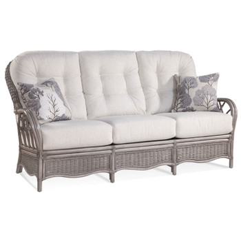 Everglade Sofa in Driftwood finish