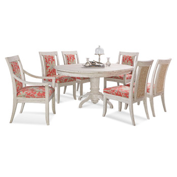 "Fairwind 7pc 48""/66"" Dining Set"
