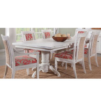 "Fairwind 7pc 82""/118"" Dining Set"