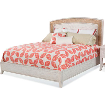 Fairwind Queen Seagrass Complete Bed