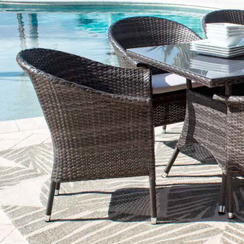 Spectrum Outdoor Woven Armchair