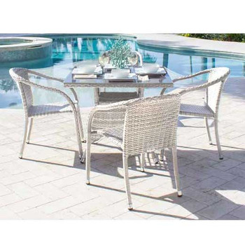 Santorini Outdoor Dining Set