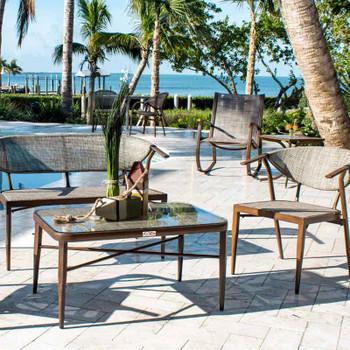 Valdosta 4 piece Outdoor Seating Set