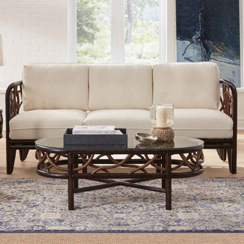 Trinidad Sofa and Coffee Table