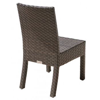 Samoa Outdoor Dining Stackable Side Chair