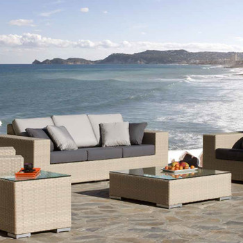 Cubix 5 pc. Outdoor Seating Set