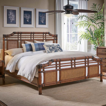 Palm Island Complete Bed
