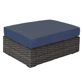 Bellanova Replacement Cushions for Outdoor Coffee Table Ottoman