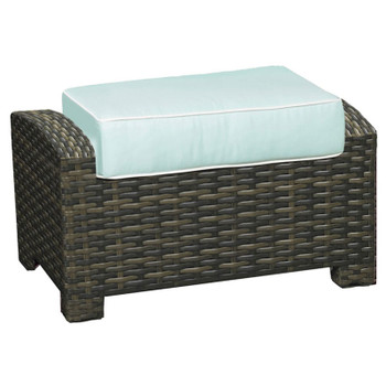 Lakeside Outdoor Rectangle Ottoman