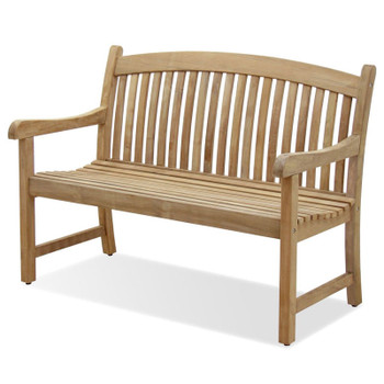 Solano Outdoor 2 Seater Dining Bench