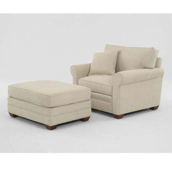Bedford Lounge Chair and Ottoman