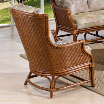 Edgewater CR High Back Lounge Chair