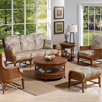 Edgewater 6 piece Seating Set from Classic Rattan