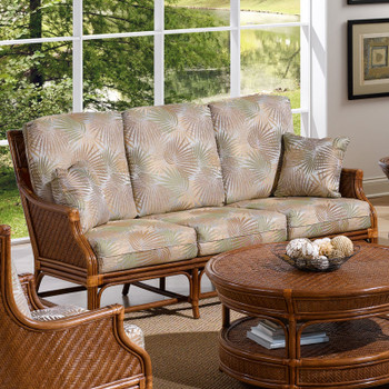Edgewater Sofa from Classic Rattan