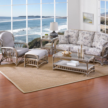 Ocean View seating set from Classic Rattan