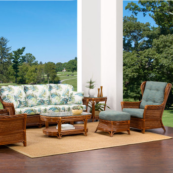 South Shore seating set from Classic Rattan