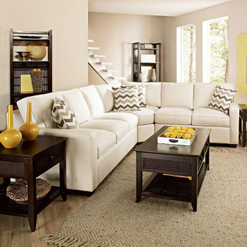 Gramercy Park RSF Three-Piece Corner Sectional Set