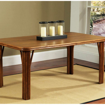 Bayview Dining Table with Mica Top