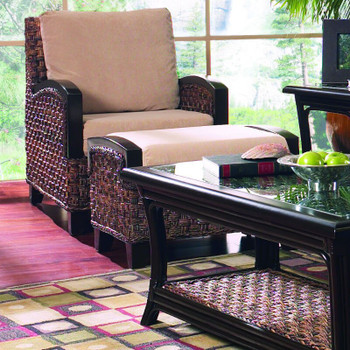 Innisbrook Lounge Chair and Ottoman