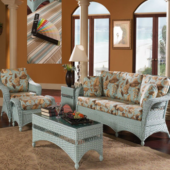 Seaside Retreat 5 piece Seating Set