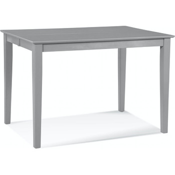 "Hues Extension Counter Table in Greystone finish - 36"" x 54"""
