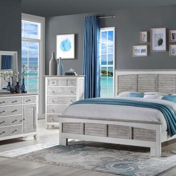 Islamorada 4 piece Bedroom Set