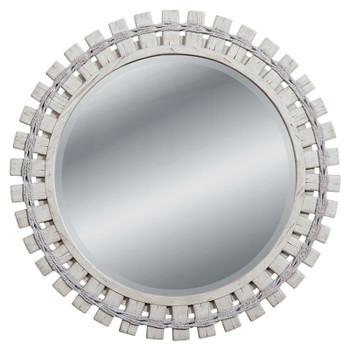 Artisan Landing Mirror in Hatteras finish