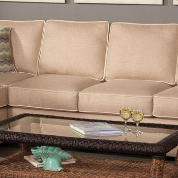 Bedford Armless Loveseat