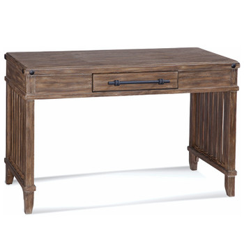 Artisan Landing Desk in Sun Weathered finish