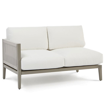 Nicole Outdoor Sectional LSF Loveseat