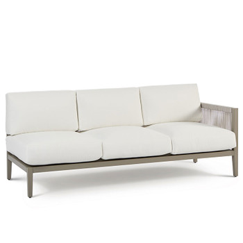Nicole Outdoor Sectional Right Arm Sofa