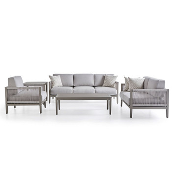 Nicole Outdoor 5  piece Seating Set