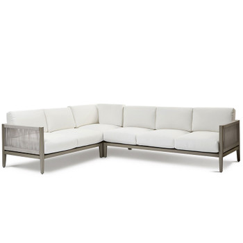 Nicole Outdoor 3 piece Sectional Set