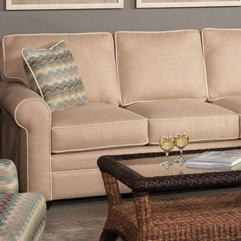 Bedford LSF 1 Arm Loveseat