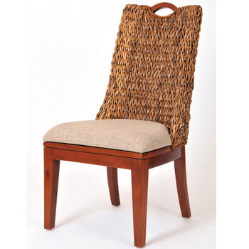 Belize Dining Chair in Sienna finish
