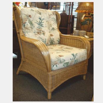 Bodega Bay High Back Lounge Chair