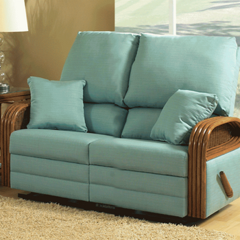 Bodega Bay Loveseat Recliner