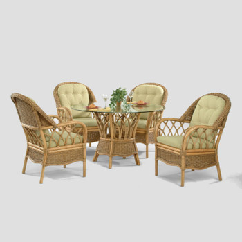 Everglade five piece dining set