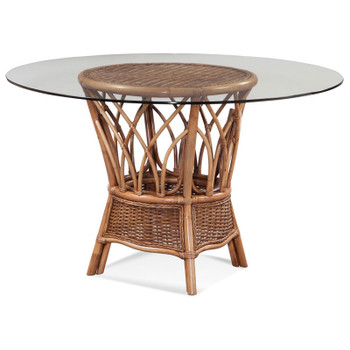 Everglade Dining Table in Honey finish