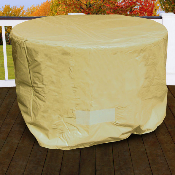 """Furniture Cover 48"""" Round Dining Table"""