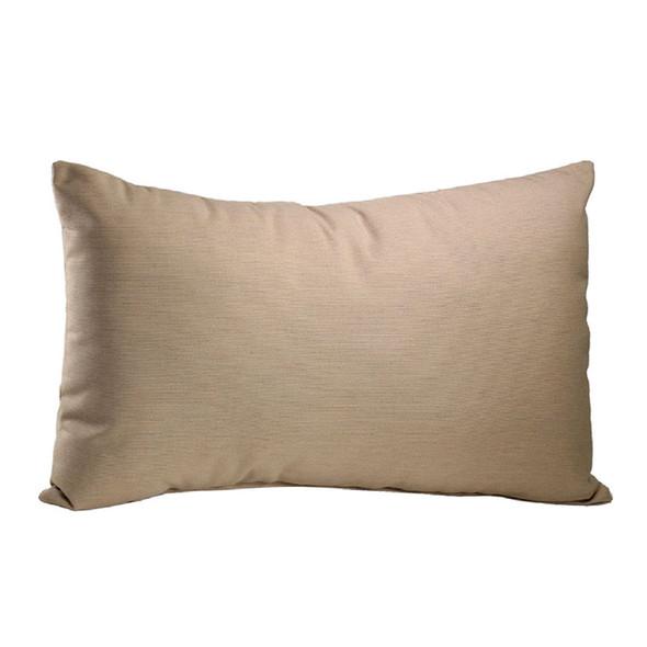 """7"""" x 17"""" Outdoor Lumbar Pillow"""