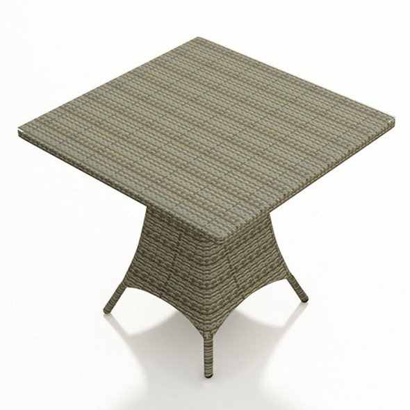 """Universal Outdoor 36"""" Square Pub Table"""