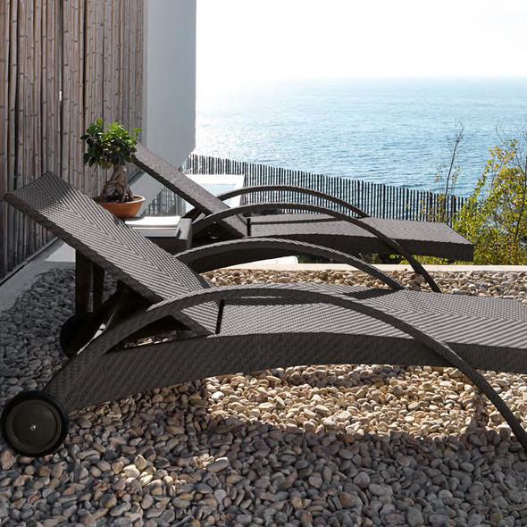 Soho Outdoor Chaise Set