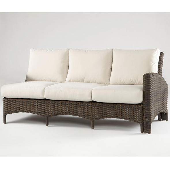 Panama Outdoor Sectional Right Arm Sofa